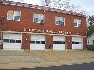 Brentwood Volunteer Fire Station